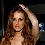Lindsay Lohan at an A/X watch launch 36947