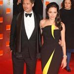 Brad Pitt and Angelina Jolie at BAFTA 2009 32293