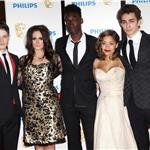 Cast of Misfits at BAFTAs 2011 85987