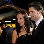 Eric Bana with wife Rebecca Gleason at Melbourne International Film Festival July 2008 22926