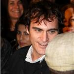 Joaquin Phoenix at Banksy Exit Through the Gift Shop premiere  58673