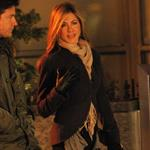 Jennifer Aniston and Jason Bateman shooting night scenes in New York for The Baster 36432