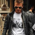 David Beckham out and about in Milan 38699