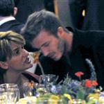 David Beckham surrounded by lusty ladies at charity dinner without Victoria 35233