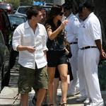 Kate Beckinsale and Len Wiseman all smiles after marriage crisis 39799