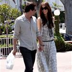 Kate Beckinsale and Len Wiseman all smiles after marriage crisis 39786