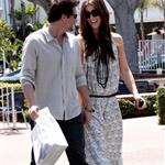 Kate Beckinsale and Len Wiseman all smiles after marriage crisis 39787