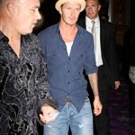 David Beckham in Vegas for Ricky Hatton fight 27937
