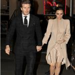 Victoria and David Beckham out in New York for Valentine's Day 79221