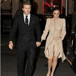 Victoria and David Beckham out in New York for Valentine's Day 79222