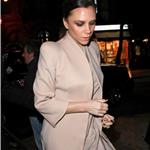 Victoria and David Beckham out in New York for Valentine's Day 79226