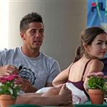 Camilla Belle gets affectionate with Fernando Verdasco at Indian Wells 35529