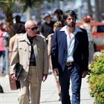 Ben Affleck on the set of Argo in LA 93504