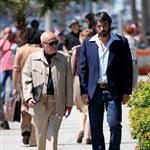Ben Affleck on the set of Argo in LA 93510
