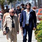 Ben Affleck on the set of Argo in LA 93511