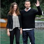 Ben Affleck with Rebecca Hall promoting The Town in Venice  68284