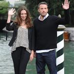 Ben Affleck with Rebecca Hall promoting The Town in Venice  68285