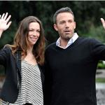 Ben Affleck with Rebecca Hall promoting The Town in Venice  68287
