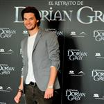 Ben Barnes in Spain promoting Dorian Gray 62393