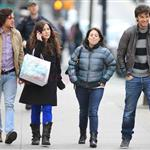 Kit Harington and Ben Barnes walk around Vancouver with friends 109668