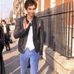 Robert Sheehan and Ben Barnes promote Killing Bono in Ireland  81524