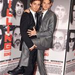 Robert Sheehan and Ben Barnes promote Killing Bono in Ireland  81530