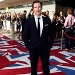 Benedict Cumberbatch at the 2012 BAFTAs 115776
