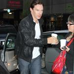 Benedict Cumberbatch out in New York City 113174