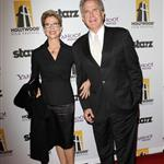 Annette Bening and Warren Beatty at Hollywood Awards 71711