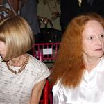 Anna Wintour and Grace Coddington 52778