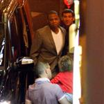 Beyonce and Jay-Z go to dinner in France 125276