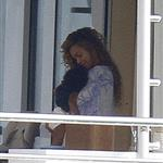 Jay-Z and Beyonce spend time with Blue Ivy on vacation in France 125305