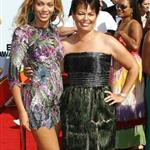 Beyonce at the BET Awards 41915