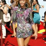 Beyonce at the BET Awards 41914