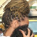 Beyonce out with Blue Ivy in Manhattan 121011