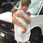 Beyonce out with Blue Ivy in Manhattan 121016