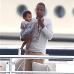 Beyonce spends 31st birthday with Jay-Z & Blue Ivy on a yacht in the South of France  125031