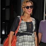 Beyonce leaves her hotel in NYC September 2011 96093