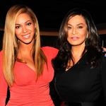 Beyonce and Tina Knowles attend the after party following Jay-Z's concert at Carnegie Hall to benefit The United Way Of New York City and the Shawn Carter Foundation 104976