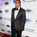 Jay-Z attends the after party following his concert at Carnegie Hall to benefit The United Way Of New York City and the Shawn Carter Foundation 104988