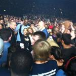 Beyonce with Kim Kardashian at Watch The Throne in Birmingham 118458
