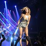 Beyonce Knowles gives performance in New York City August 2011 92882