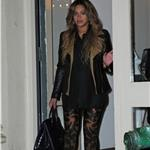 Beyonce late night shopping at Curve Soho in NYC 101283