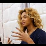 Beyonce Making of Concert Revel video  115687