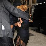 Beyonce arrives at The Alternative Education Complex in New York City 111690