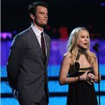 Kristen Bell and Josh Duhamel at the Grammys 2010 54370