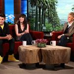 Justin Bieber and Carly Rae Jepsen on Ellen 109617