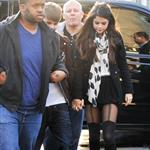 Justin Bieber and Selena Gomez in Paris 98130