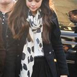 Justin Bieber and Selena Gomez in Paris 98131