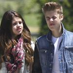 Justin Bieber and Selena Gomez have ice cream together, June 2012 119800